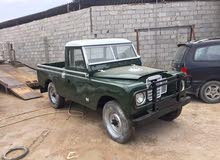 Used condition Land Rover Other 1998 with 40,000 - 49,999 km mileage