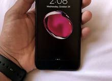 IPhone 7 Plus 128GB jet black نضيف ومكفول
