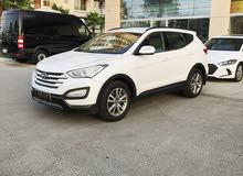 Hyundai sentafi model 2014