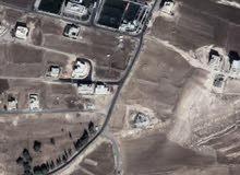 أرض  للبيع 750م في الدمينة منطقة فلل ومرتفعة ب350دينار للمتر