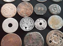 نقود مغربية قديمة ونادرة