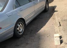 Mercedes Benz S 320 car for sale 2002 in Hawally city