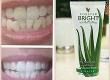معجون أسنان طبيعي