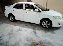 Toyota Corolla car for sale 2008 in Saham city