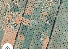 قطعة أرض للبيع في منطقة غنيمه