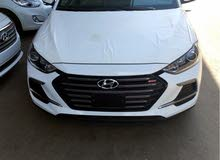 Automatic Hyundai 2018 for sale - New - Basra city