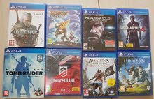 Ps4 dvd used in very good condition.