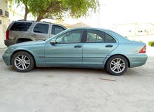 Mercedes Benz C-class 2003 in good condition for sale