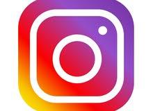 حساب انستغرام 53 الف متابع حساب شخصي لناشط سوشل ميديا للبيع السعر 300 دينار