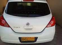 Used condition Nissan Tiida 2006 with 0 km mileage