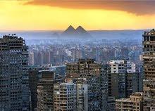 فرصة كبري للاستسمار في مصر بقرب من المتحف المصر الجديد