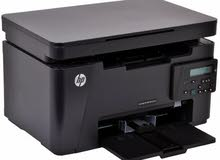 طابعة اتش بي HP Laserjet Pro MFP M125A
