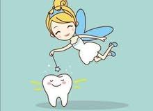 دكتورة اسنان