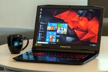 Acer Predator Helios 300 Gaming Laptop جديد
