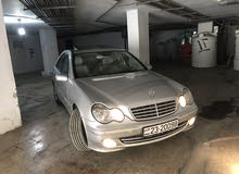 Automatic Mercedes Benz C 200 2006