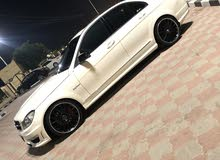White Mercedes Benz C 300 2011 for sale