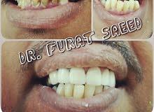 طبيبة اسنان خبرةً 8 سنين حاصلة على كرت الهيئة