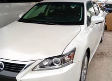 20,000 - 29,999 km mileage Lexus CT for sale