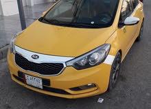 For sale 2015 Yellow Cerato