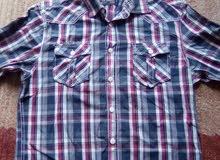 قميص Top-House جديد امريكي مقاس مديام