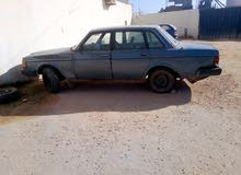 Blue Volvo 240 1985 for sale