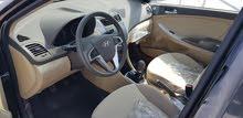 Black Hyundai Accent 2014 for sale