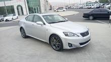 Lexus IS in Al Ain