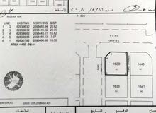 للبيع قطعة ارضية سكني-تجاري 400 متر كورنر بثمن جد مغري