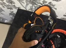 Headset in Used condition for sale in Al Ain