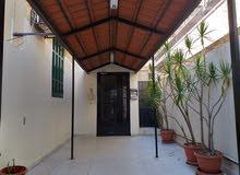 شقة للبيع في المصيطبه طابق ارضي 190متر مع حديقتين بسعر 410000$