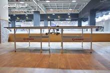طاولات تنس أولمبية فخمة بأقل سعر عن أي وقت مضى