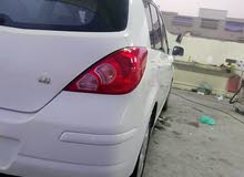 Used condition Nissan Tiida 2012 with 10,000 - 19,999 km mileage