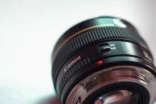 lens 50mm f1.4 canon