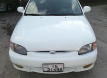 Hyundai Accent 1999 - Manual