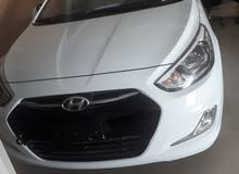 Hyundai Accent car is available for sale, the car is in New condition
