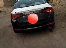 Used condition Kia Optima 2013 with  km mileage