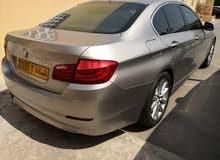 Gasoline Fuel/Power   BMW 523 2011