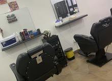صالون للبيع في المحرق لم يفتح بعد السبب عم التفرغ salon for sale in Muharraq