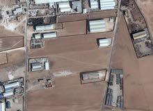 قطعة أرض صناعات خفيفة للايجار أو الاستثمار