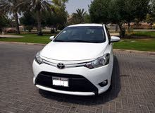 TOYOTA YARIS MODEL 2015 AGENT MAINTAINED FOR SALE