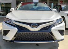 Toyota Camry V4 2019 For export only