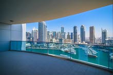 3BR with balconyFull Marina ViewMid Floor