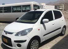 Used condition Hyundai i10 2011 with  km mileage