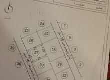 قطعة ارض سكنية 500 متر للبيع في الكويفية
