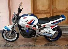 دراجة هوندا سي بي ار محرك 1000 سي سي.. cbr 1000 cc