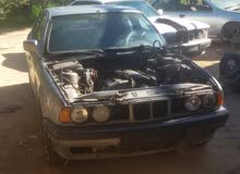 BMW 525 car for sale 1992 in Sabratha city