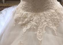 فستان تركي للبيع او الايجار