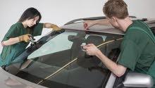 مطلوب فني تركيب زجاج سيارات