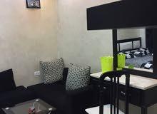 ستوديوه للايجار الدوار السابع خلف السي تاون Furnished apartment   Seventh Circle 250 dinars month