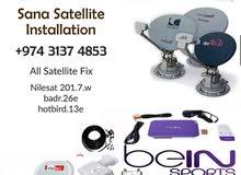 satellite fixngs